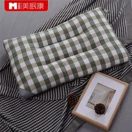 多喜爱 美眠康水洗棉羽丝枕枕头枕芯成人羽丝绒枕头芯护颈枕头