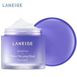 Laneige/兰芝 兰芝(LANEIGE)夜间修护睡眠面膜(薰衣草香)70ml (补水保湿护肤品)
