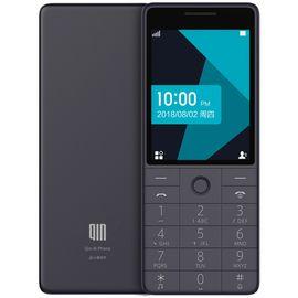 MI 小米 多亲AI功能电话 Qin 1S(4G网络)双卡双待 儿童老人手机 黑色