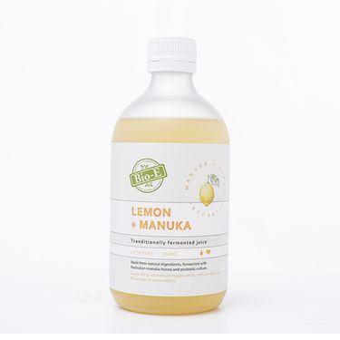 Bio-E 【Angelbaby同款】柠檬蜂蜜酵素饮料500ml益生菌酵素原液美白瘦身 澳大利亚 ENJOY LIFE