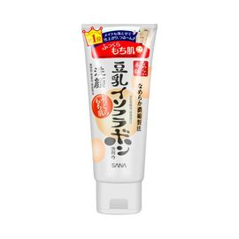 SANA/莎娜 豆乳洗面奶女150g深层清洁毛孔温和补水保湿清爽洁面乳 日本 ENJOY LIFE