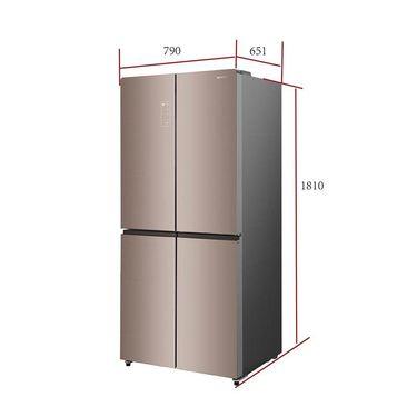 【易购】容声冰箱BCD-396WSK1FPC