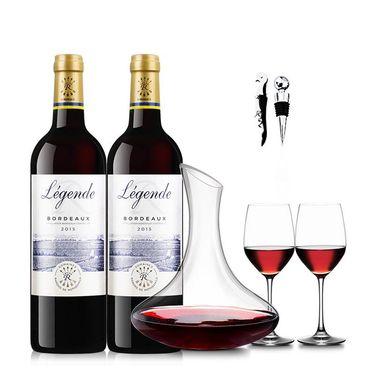 【易购】拉菲传奇干红葡萄酒