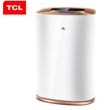【易购】TCL 空气净化器 TKJ300F-S1 卧室除甲醛雾霾 静音加湿负离子 6重过滤 配件
