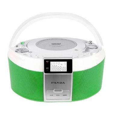 【易购】熊猫便携式DVD播放机CD-560 绿 收音机USB插卡数码播放