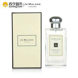 【易购】祖马龙(Jo Malone)英国梨与小苍兰香水 100ml 持久清新 女士香氛