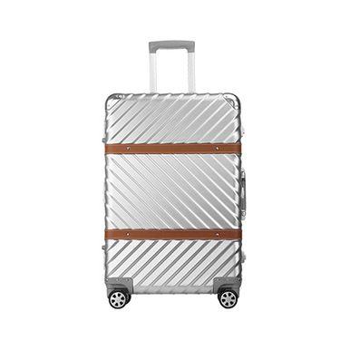 SGG 20寸24寸26寸28寸铝框ABS+PC男女万向轮海关锁拉杆箱行李箱 1618