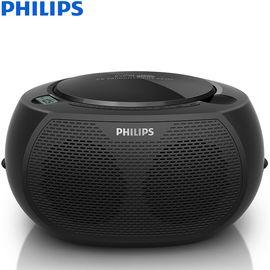 飞利浦(PHILIPS)AZ380/93 音响 CD播放机 收录机 学习机 胎教机 USB播放器 电脑音箱 便携移动收音机