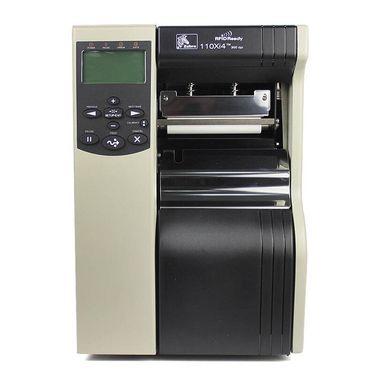 【易购】斑马(ZEBRA) 重工业级不干胶打印机 宽幅标签条码打印机 斑马110XI4(600dpi分辨率)