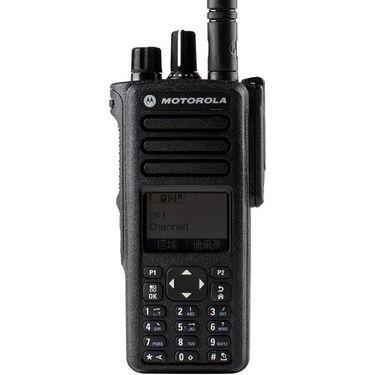 【易购】摩托罗拉(MOTOROLA) GP338D 数字防爆对讲机黑色