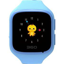 【易购】360儿童手表5 W563 (静谧蓝)