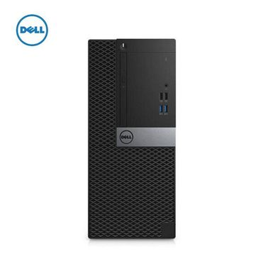 【易购】戴尔(DELL)商用Optiplex7050MT 台式电脑 单主机(i7-7700 8GB 1T DVD刻录 W