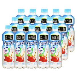 【易购】可口可乐cocacola 美汁源 果粒奶优 原味 450ml*15瓶 箱装 国产果味奶饮料