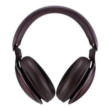 【易购】松下(Panasonic)Hi-Res无线蓝牙耳机HD605 智能降噪耳机 头戴式 棕色