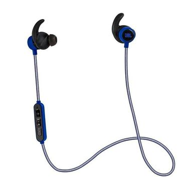 【易购】JBL Reflect mini BT 无线蓝牙运动耳机 通用入耳式跑步耳机 HIFI音乐耳机 深蓝色