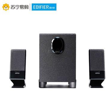 【易购】Edifier/漫步者 R101T06多媒体电脑音箱2.1有源电脑低音炮小音响黑色