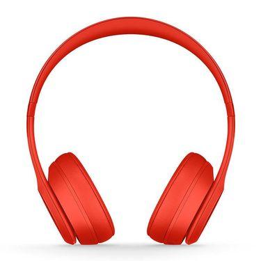 【易购】MP162PA/A Beats Solo3 Wireless 头戴式耳机 - 红色