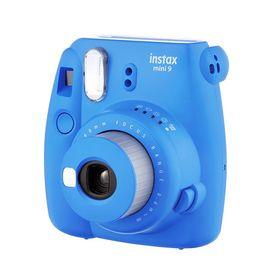 【易购】富士(FUJIFILM)INSTAX 一次成像相机立拍立得 mini9 海水蓝 奢华套餐三(含30张相纸)