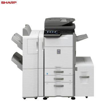 【易购】夏普(SHARP)MX-M4658N A3黑白数码复印机 复合机 标配 (46页/分钟 双面器 双面输稿器 单纸