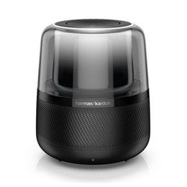 【易购】哈曼卡顿 (Harman Kardon)ALLURE 音乐琥珀 360度环绕音响 人工智能音箱 蓝牙音箱 智能语