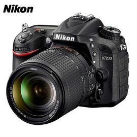 【易购】尼康(Nikon) 单反相机 D7200(18-140)VR KIT