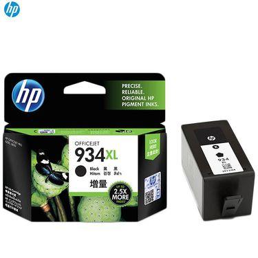 【易购】惠普(HP)C2P23AA 934XL 黑色墨盒高容(适用 HP OJPro 6830 6230) 黑色