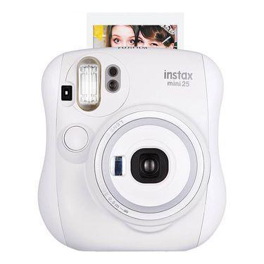 【易购】富士(FUJIFILM)INSTAX 一次成像相机立拍立得 mini25相机 白色