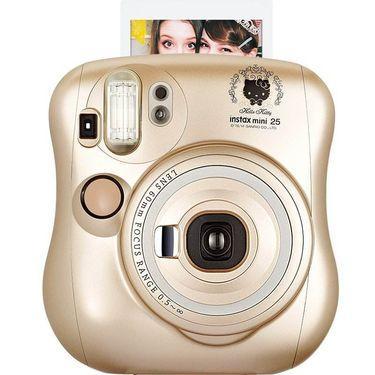 【易购】富士(FUJIFILM)INSTAX 一次成像相机立拍立得 mini25相机 Hellokitty土豪金