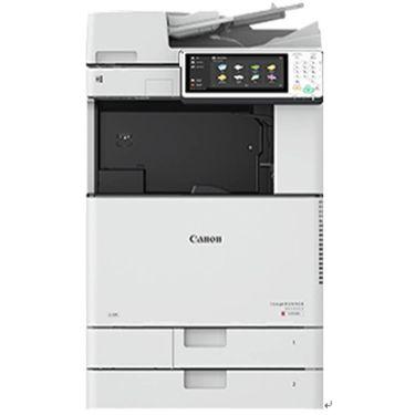 【易购】佳能(Canon)iR C3520 A3幅面彩色复印机【主机+双面自动输稿器】 网络打印/复印/扫描/发送 标配