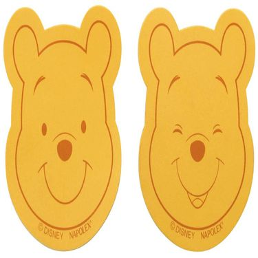 NAPOLEX Disney/迪士尼 NAPOLEX 维尼熊 防滑垫 置物垫 对装 小号 PH-109