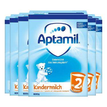 aptamil/爱他美  婴幼儿奶粉 成长2+段  600g 德国进口 提供母乳般的营养支持 CST购