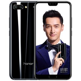 honor/荣耀 10 GT游戏加速 AIS手持夜景 AI摄影 6GB+128GB 全网通 双卡双待