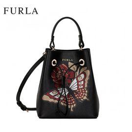 Furla 芙拉 Stacy系列 女士手提单肩斜挎包 多色可选 洲际速买
