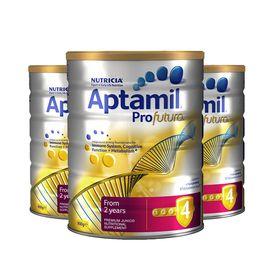 Aptamil 澳洲爱他美 白金版爱他美4段  2岁以上 3罐装