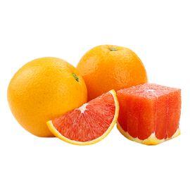 花果鲜 湖北中华红脐橙4斤装 新鲜水果橙子果冻橙