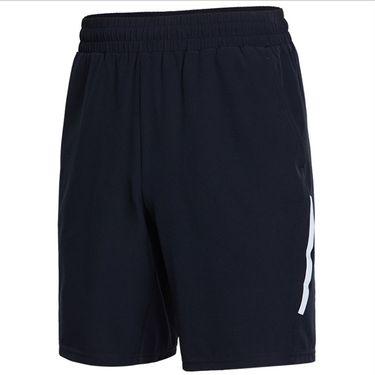 范斯蒂克 休闲运动短裤男健身篮球跑步日常速干训练五分裤夏季黑色薄款短裤 MBF9030