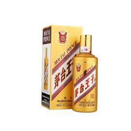 茅台 金王子 53度 白酒 500ml 单瓶装 口感酱香型