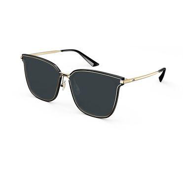 陌森 太阳镜2019年新款太阳镜时尚流行男士大框偏光墨镜MS6062