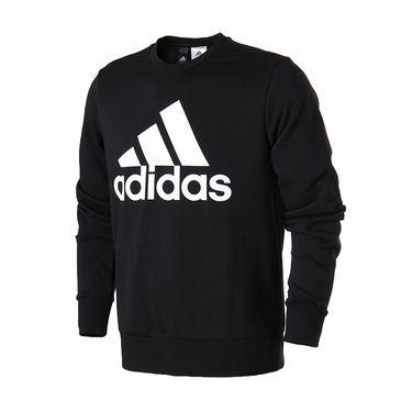 Adidas 阿迪达斯男子卫衣新款圆领套头衫休闲运动服CD6275