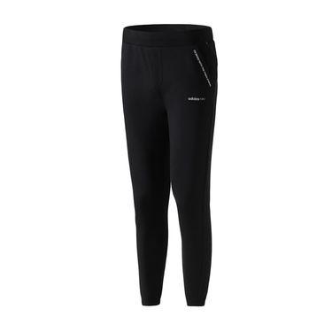 Adidas 阿迪达斯Neo男裤2019春季新款运动裤休闲裤针织长裤DZ7581