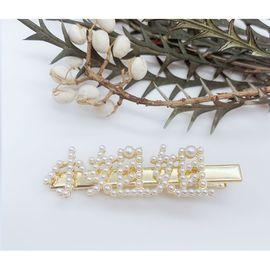 Silver 珍珠发夹 爱心/皇冠 韩国原创设计 buyer