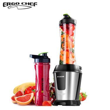 【易购】Ergo Chef 榨汁机 My juicers 3代 MJ301A便携随行杯原汁机辅食搅拌机多功能家用迷你果汁料理机