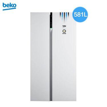 【易购】倍科对开门冰箱GN163120ZIG-IM