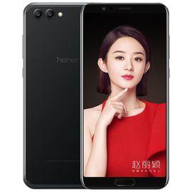 【易购】荣耀V10 BKL-AL20全网通 尊享版 6GB+128GB 幻夜黑 智能手机