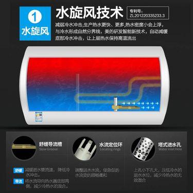 【易购】美的电热水器F40-15A3(HI)