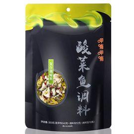 【易购】呷哺呷哺酸菜鱼调料300g