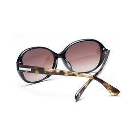 Calvin Klein CK卡文克莱  女款外黑内大理石纹板材墨镜防UV绿色渐变镜片CK4281SA29757mm
