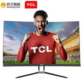 【易购】TCL T24M6CG 23.6英寸1800R 广视角曲面显示器
