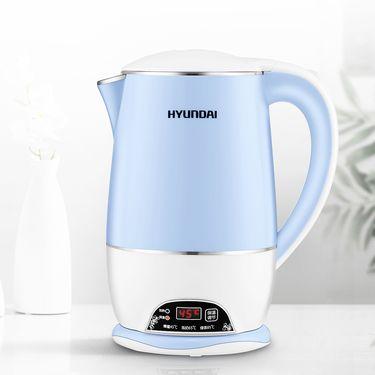 电水壶/热水瓶 韩国现代QC-SH1515K大功率保温电热水壶烧水壶开水壶
