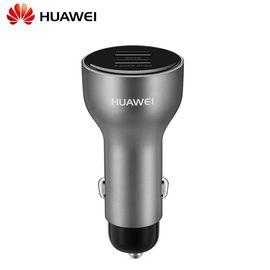 华为 (HUAWEI)车载充电器银色 华为充电器华为AP38-SuperCharge-5A快速车充